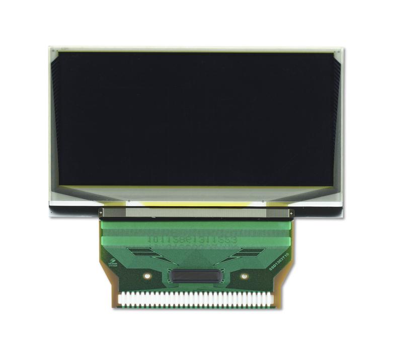 "2.4"" White OLED USMP-P19703 Front"