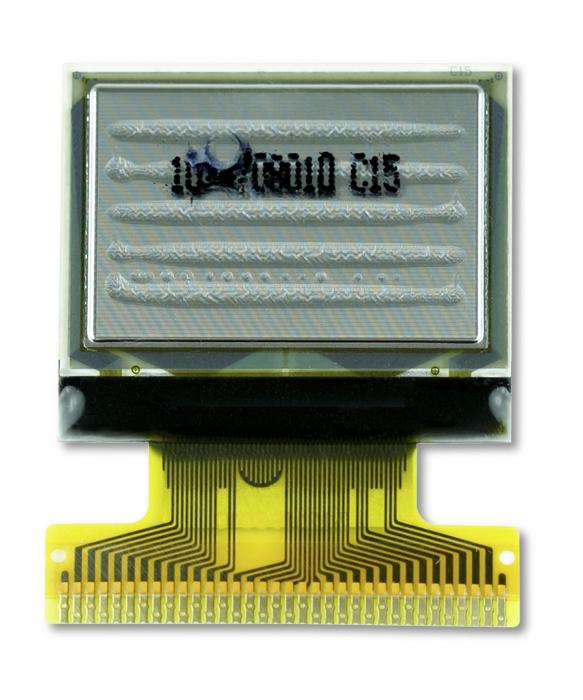 """1.0"""" Full Color OLED USMP-P19801 Back"""