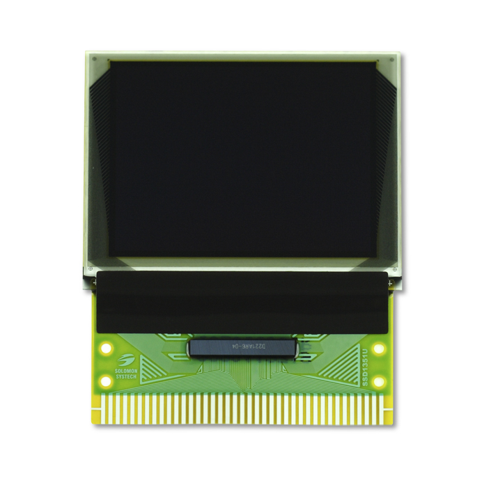"1.3"" Full Color OLED USMP-P22201 Front"