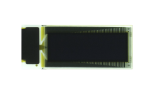 """0.8"""" White OLED USMP-P23302 Front No Tail"""