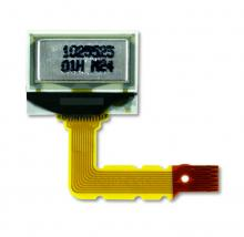 "0.5"" White OLED USMP-P24701 Back"